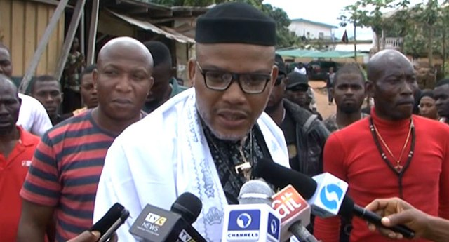 Attack on Nnamdi Kanu by the military, a shed of pretence of 'One Nigeria'