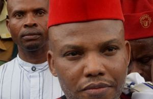 Nnamdi Kanu reveals who will produce IPOB leader in court Tuesday