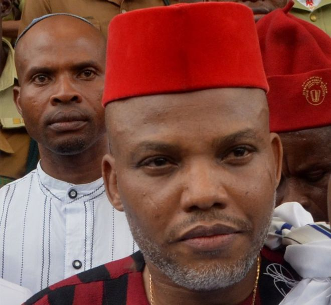 """Biafra: Nnamdi Kanu is more """"acceptable than any politician"""" in APC - IPOB"""