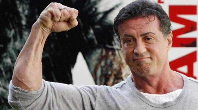 Awwh! Jealous Sylvester Stallone Says Mayweather Vs McGregor Not A Fight, But GGG/Canelo Is Real Fight