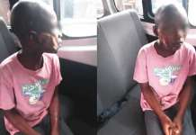 Wicked couple torture child with hot iron in Lagos