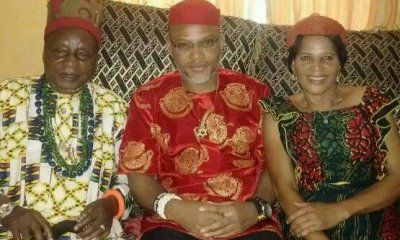 Disappearance of Nnamdi Kanu, Parents, nightmare to Abia community