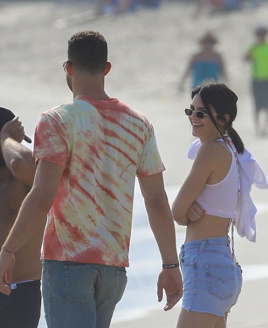 Kendall Jenner, Blake Griffin Go 5th Day In A Row