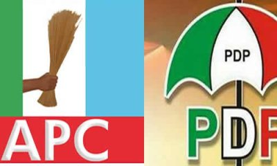 APC Chairman dumps party for PDP, gives details