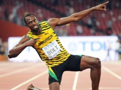 it will take 20 years to break my record - Usain Bolt