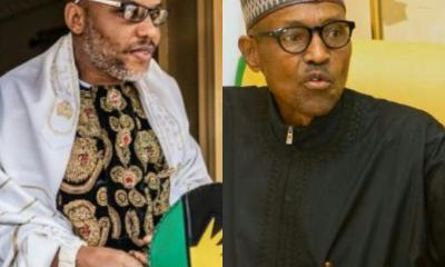 Between Nnamdi Kanu and Buhari