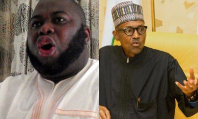 'Nobody on earth is as corrupt as this thief called Buhari' says Asari Dokubo