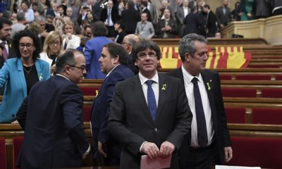 Breaking News: Spanish prosecutors seek charges against Catalan leaders