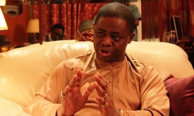 Aisha: 'You have lost control' – Fani-Kayode tells Buhari over reported gunshots in Aso Rock