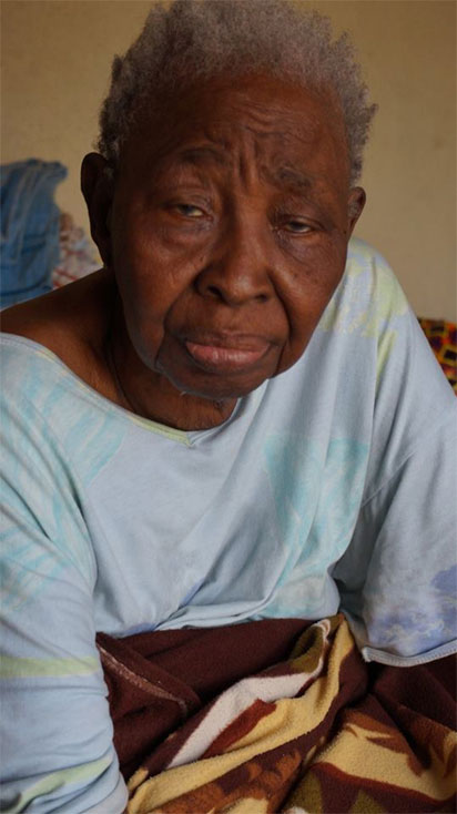92-yr-old woman with Sickle Cell disorder hopes to live 125 years