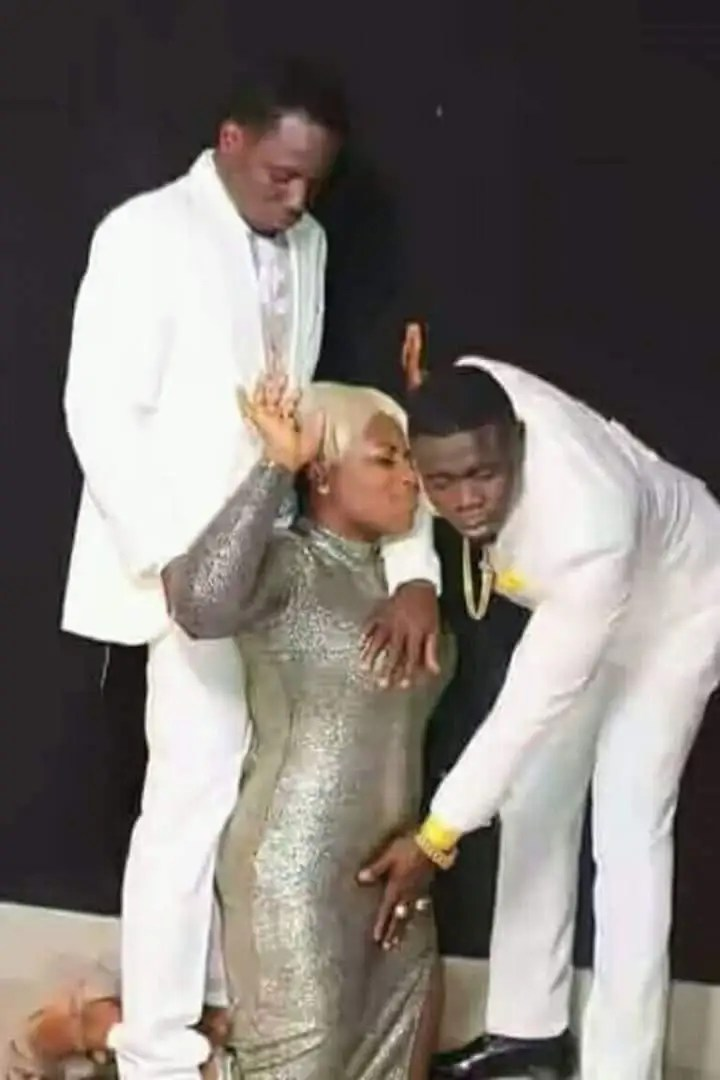 Pastors who touch ladies private parts to pray [Photos]
