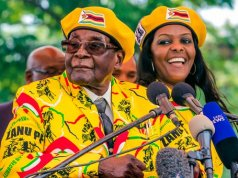Zimbabwe: Mugabe, wife, top allies holed up in 'Blue House' compound, insist on completing term