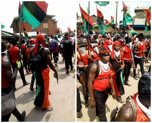 IPOB declares no election in Akwa Ibom