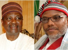 Gowon asks Nnamdi Kanu to dialogue with FG