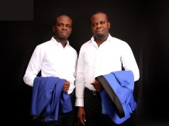 Viral Birthday Photos of Twin Brothers