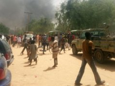 Breaking News: Boko Haram hits Maiduguri again, kills 10, injures 65