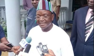"""Governor of Benue State, Samuel Ortom, has said he will not stop talking about the menace of Fulani herdsmen, until the President Muhammadu Buhari administation brings the culprits to book. Ortom stated this on Monday, while receiving a delegation of Nigeria Peace Ambassadors, who were on a fact-finding mission to the state. The Governor called on the Federal Government to arrest members of the Miyetti Allah Kautal Houre, who have openly confessed to the killing. """"Let the Federal government shut my mouth by arresting those behind the killings, especially Miyetti Allah Kautal Houre who openly confessed to the killings. """"The killings are going on because Fulani herdsmen are above the law in this country and as such they are killing people in Adamawa, Edo, Ekiti, Taraba and Plateau States. """"Yet no security agent has deemed it necessary to arrest any one of them to face the law,"""" Ortom said."""