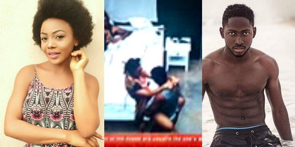 BBNaija: Miracle, Ifu Ennada dare housemates with 10 sex positions [VIDEO]