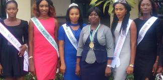DG Girl Child receives Beauty Queen2