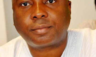 Breaking News: Saraki conspicuously absent at the APC caucus meeting