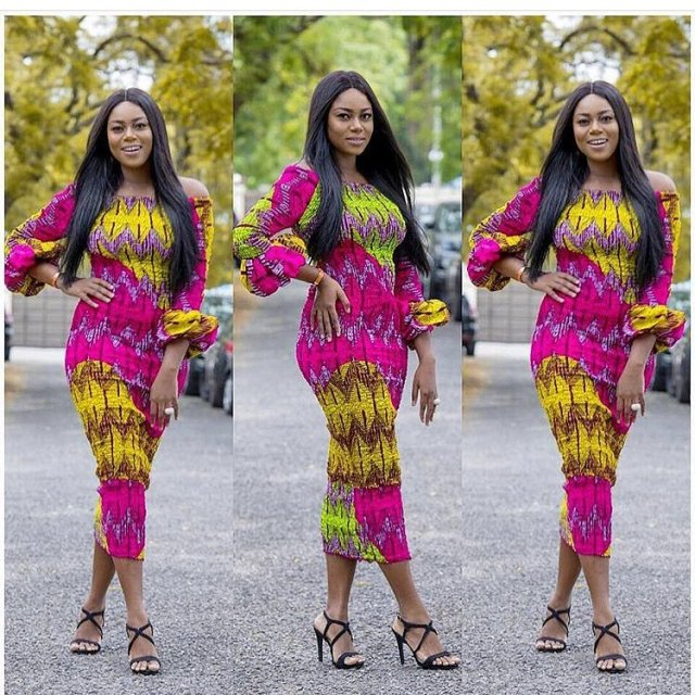 Fashion: See Ankara Dresses to make you the best impression