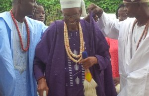 Latest News: Alaye of Oke Ayedun Ekiti dies at 101
