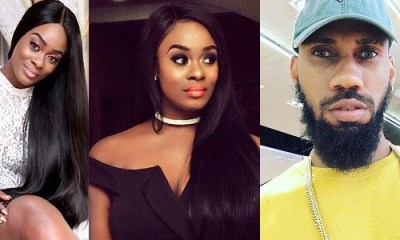 Ex BBNaija Uriel Oputa attacks guy who said Phyno has 'chopped' her too