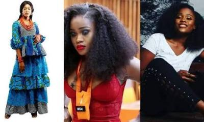 BBNaija 2018: Freeze attacks Payporte, backs Cee-C over outfit damage