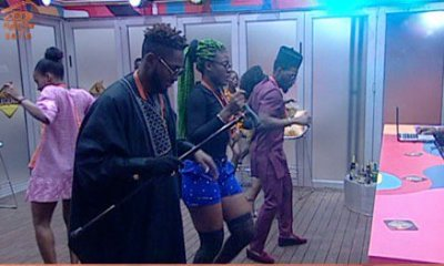 BBNaija 2018 Day 77: Saturday Night Party Video (Partying up a storm) 1