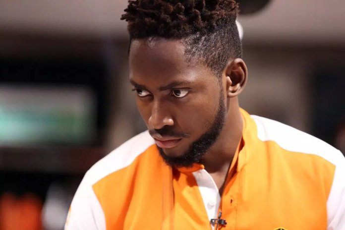 BBNaija 2018 Day 73: It's over between Big Brother loverbirds, Nina and Miracle - VIDEO