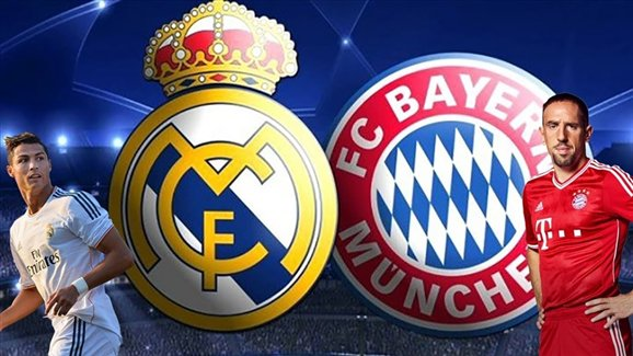 Champions League draw: Real Madrid to face Bayern Munich in semi-final