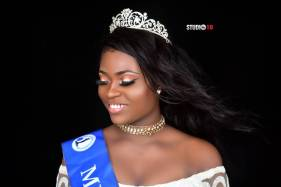Official: New photos of Queen Freda Fred, Miss Bayelsa 2018