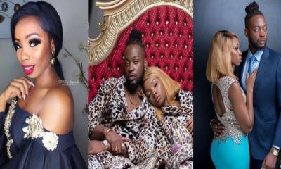 BBNaija: Teddy and BamBam fired on social media - See Photos