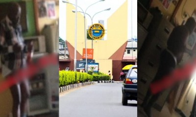 New! UNILAG release official statement on Professor exposed in se3x scandal by female student