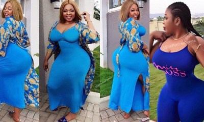 """""""I'm Okay With Se3x Scenes"""" – Ghanaian Actress, Purfcie Conna"""