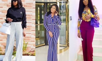 9 amazing times Nollywood actress Chika Ike has proven she is one of the most stylish female celebrity in Nigeria
