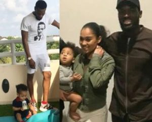 D'banj son dead after drowning in swimming pool