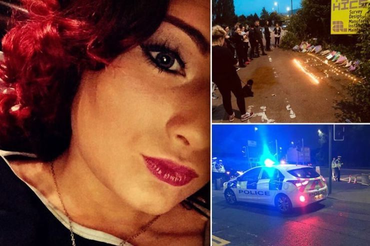 "First picture of ""beautiful"" woman killed after BMW ploughed into pedestrians at car meet"