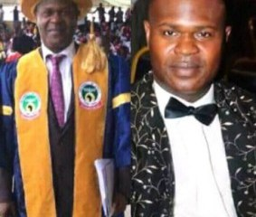 Professor found dead inside his office in University of Africa, Bayelsa