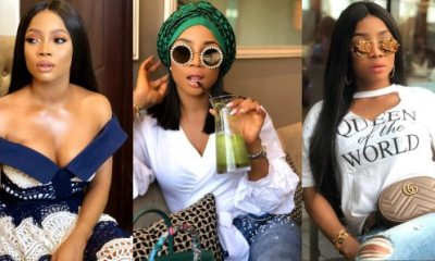 """I have fed mouths that have cursed me"" Toke Makinwa's bombshell"