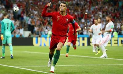 2018 World Cup: Cristiano Ronaldo's hatrick saves Portugal against Spain