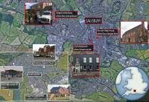 Police in race against time to find deadly Novichok amid fears more people could be poisoned