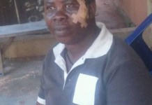 Widow in Anambra allegedly beaten up by her in-laws, her house vandalized (photos)