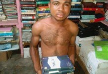 Young man beaten severely for stealing bibles in Anambra