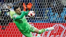 2018 World Cup: Croatia defeat Russia in nail-biting shootout Russia's unlikely run came to an end at the quarter-final stage as Croatia once again progressed via a shoot-out. Croatia reached the World Cup semi-finals for the second time in their history with Ivan Rakitic again the hero in a 4-3 penalty shoot-out victory over Russia. Rakitic slotted home the winning kick against Denmark in the last 16 and once again held his nerve to convert from the spot, with Mario Fernandes going from hero to villain by missing from 12 yards after his 115th-minute header had made it 2-2 deep into extra time. After ending the home side's incredible run, Zlatko Dalic's side will aim to at least go one better than the famous 1998 vintage that finished third in France when they meet England at the Luzhniki Stadium on Wednesday. Denis Cheryshev got Russia off to a brilliant start by marking his return to the starting line-up with yet another contender for goal of the tournament after his stunning efforts against Saudi Arabia and Egypt in the group stage, but Andrej Kramaric equalised just eight minutes later. Domagoj Vida headed Luka Modric's corner home 10 minutes into the first extra period, only for Fernandes, the Brazil-born defender who was only granted Russia citizenship by president Vladimir Putin two years ago, to keep Russia's hopes alive in a dramatic finish. However, it was not to be for the resilient hosts, with goalkeeper Danijel Subasic saving Fedor Smolov's penalty and Fernandes firing wide before Rakitic kept his composure to put Croatia one match away from the final.