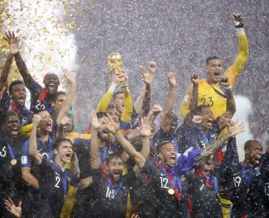 Russia World Cup: France crowned World Champion after trashing Croatia 4-2