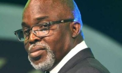Football News: NFF president, Amaju Pinnick gets appointed as 1st Vice President by CAF