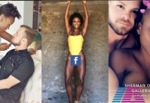Watch Korra Obidi semi-nu3de dance video, husband fights trolls (Video)