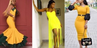 ABC: Who does the yellow gown fits, Alex, BamBam or Cee-c?