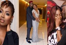 """Every other man I dated was a distraction"" – Annie Idibia talks loving 2face"